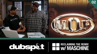 "Reclaiming the Remix w/ Maschine Ep 2: M.O.P ""Ante Up"" w/ D/R Period"