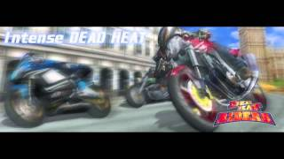 "From Namco Bandai's ""DEAD HEAT RIDERS"" Music Composed & Arranged by..."