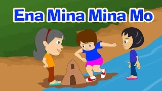 eena meena myna mo rhyme i songs for kids i english rhymes for children   kids poem