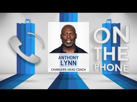 Deion Sanders Interviews Chargers Head Coach Anthony Lynn | The Rich Eisen Show | 12/17/18
