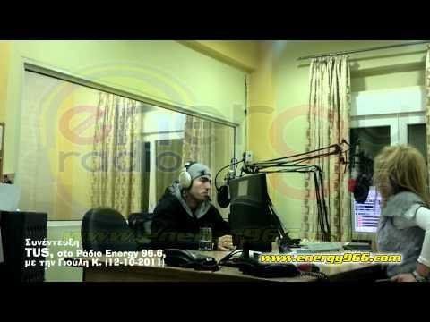 TUS INTERVIEW STO RADIO ENERGY  96.6