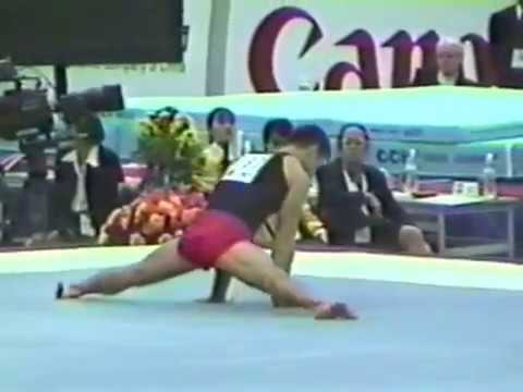 1999 World Gymnastics Championships - EF - Home Video