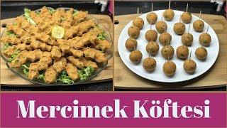 Mercimek Köftesi (çok lezzetli ve tam kıvamında) - Naciye Kesici - Yemek Tarifleri