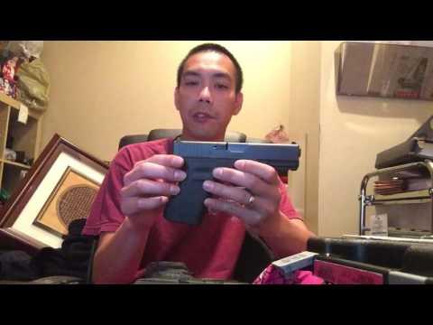 รีวิว Glock 19 Gen4 MOS กล็อก 19 เจน4 MOS