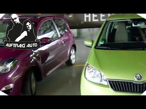 Auftrag Auto 7 - Wie viel Neuwagen gibt es für 10 000€ ?