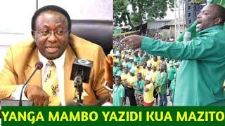 Msimamo wa Serikali,Dr.Mwakyembe na Kibajaji Kuhusu Uchaguzi na Manji Yanga