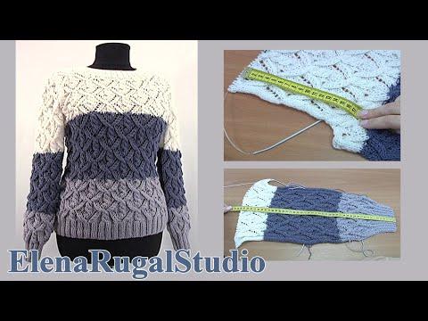 Свитера и Пуловеры   Вязание спицами и крючком   Азбука