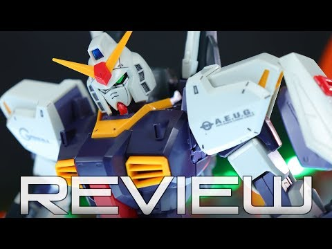 MG Gundam Mk-II 2.0 Review - Still Lookin' Good In It's Old Age!