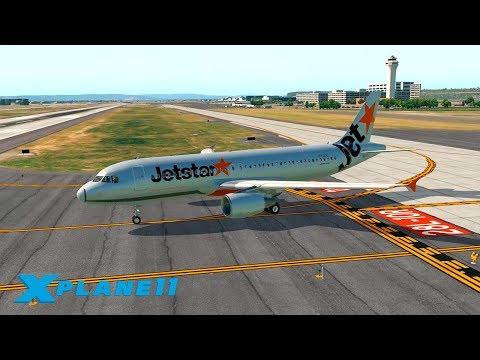 НОВЫЙ ОПЫТ! / KPDX (Portland Intl.) - KSEA / FLIGHTFACTOR A320 ULTIMATE   X-Plane 11 #11