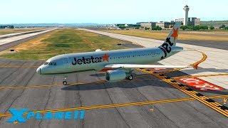 НОВЫЙ ОПЫТ! / KPDX (Portland Intl.) - KSEA / FLIGHTFACTOR A320 ULTIMATE | X-Plane 11 #11
