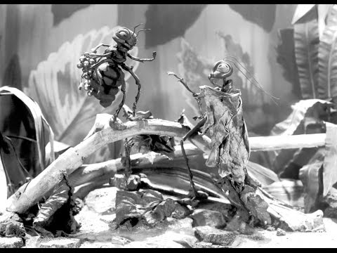 Стрекоза и муравей 1913 / The Dragonfly And The Ant (Eng Subs)