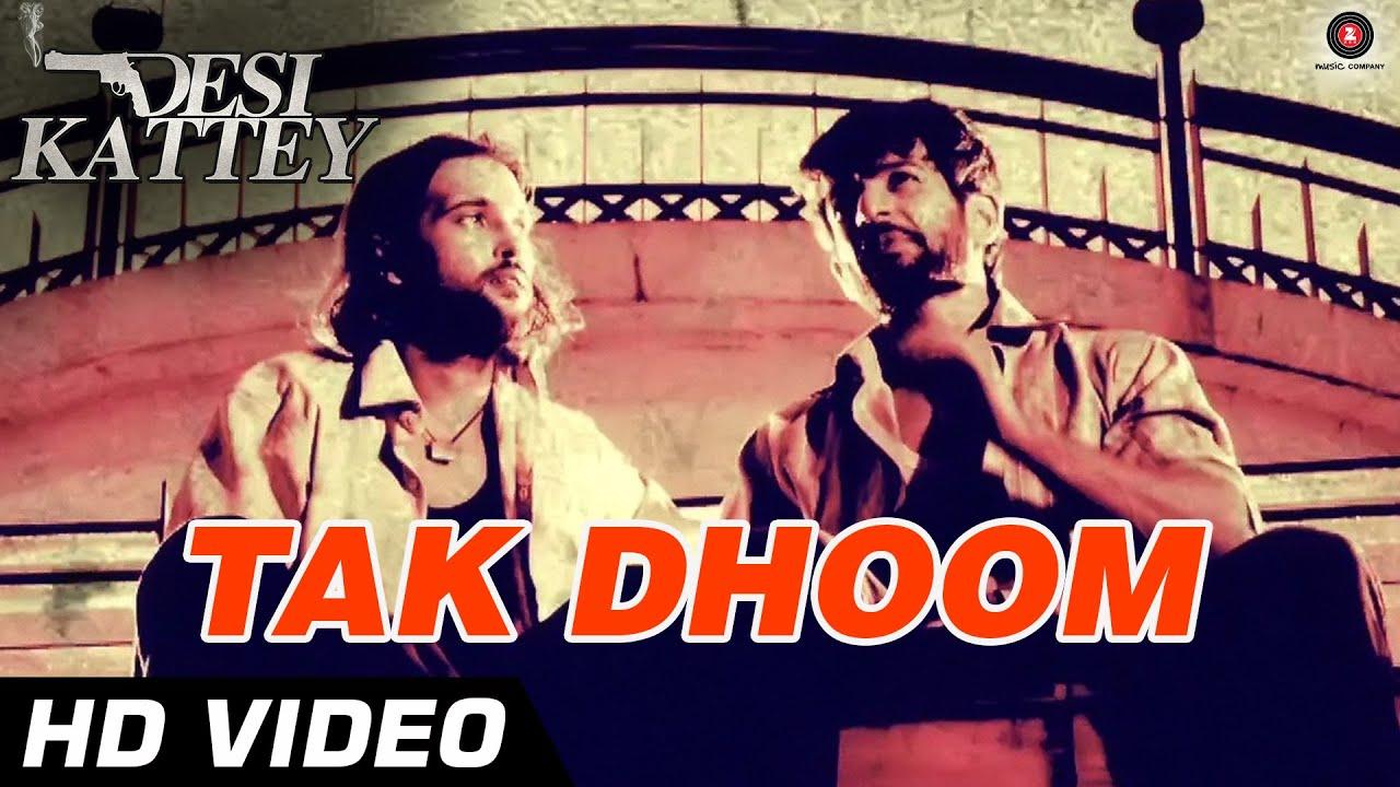 Displaying thumbnail of video Tak Dhoom Official Video HD | Desi Kattey | Kailash Kher | Akhil Kapur & Jay Bhanushali