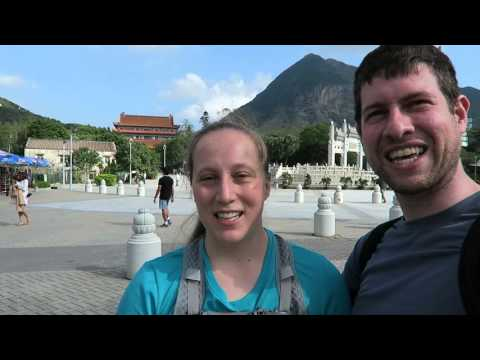 Hong Kong: Po Lin Monastery and Tian Tan Buddha