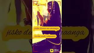 jisko duao me manga status video 2018 latest version female version download