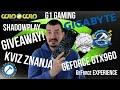 NVIDIA GIGABYTE GTX960 GIVEAWAY - KVIZ ZNANJA [PCAXE.COM]