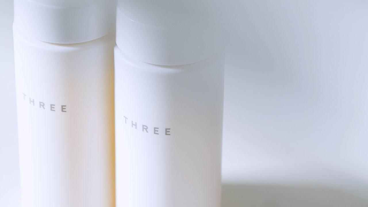 〈HOW TO USE〉THREE バランシング フォーム R