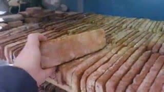 видео Клинкерная плитка под кирпич