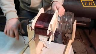 Бюджетные сварочные полуавтоматы#2- перемотка трансформатора(Это вторая часть видео из серии о ремонте и улучшению бюджетных сварочных полуавтоматов.В этой части я..., 2016-03-26T16:24:49.000Z)