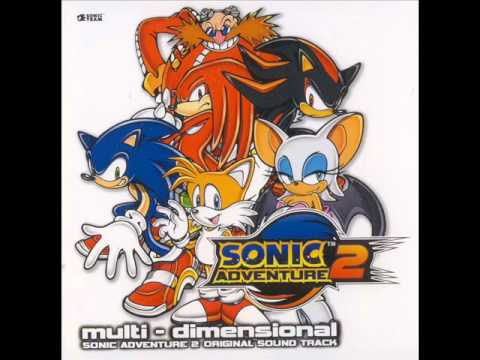 Sonic Adventure 2 Battle: Crazy Gadget (Unstable World)