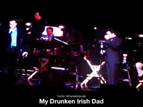 My Drunken Irish Dad - Family Guy Live - Haiti Benefit