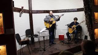 Александр Мирвис и Александр Иванов (гитара) «Весна» (стихи и муз. А. Мирвиса)
