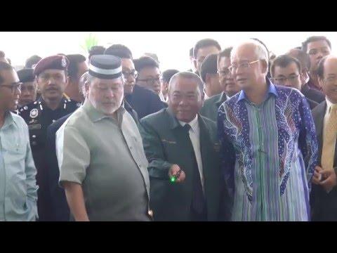 20160306 Sultan Johor - Majlis Perasmian Forest City 2016