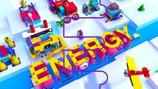 Energy Billionaire Android - Money Tycoon Games ᴴᴰ