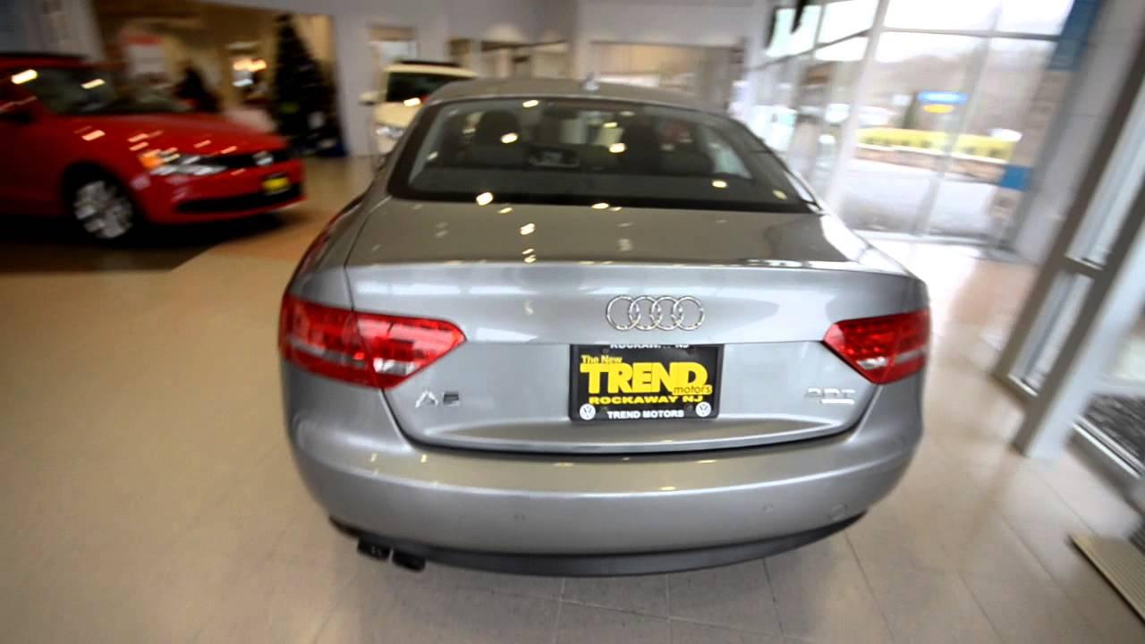 2011 audi a5 quattro 2 0t premium stk 29507sb for sale