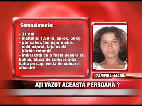 Ați văzut această persoană?