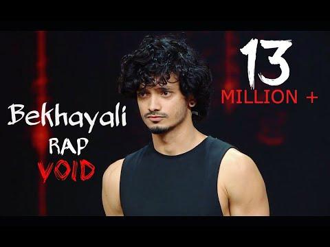 Bekhayali Rap - Void   Mtv Hustle   Official Audio   Kabir Singh