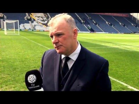 Steve Evans post Preston 1-1 Leeds United