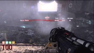 Ray Gun VS Zombie del Round 100 - Black Ops 1 Kino der Toten