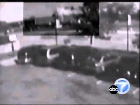 Crash sur le Pentagone vu depuis l'hôtel Doubletree