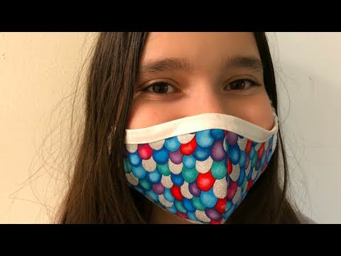 DIY Dust Mask With The Cricut Maker