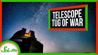 TMT: The World's Most Controversial Telescope
