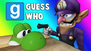 Gmod Guess Who - Nintendo Edition! (Garry