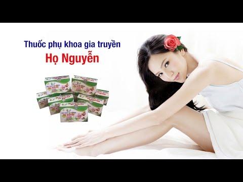 Cách đặt thuốc phụ khoa gia truyền họ Nguyễn PART 1