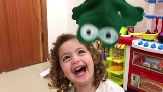 Dia das crianças - Ganhamos uma plaquinha do Youtube