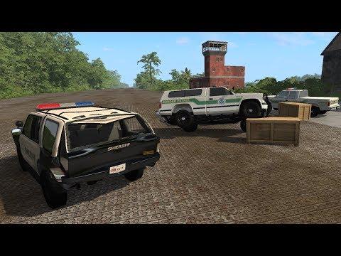 BeamNG.drive - Locate & Apprehend 4