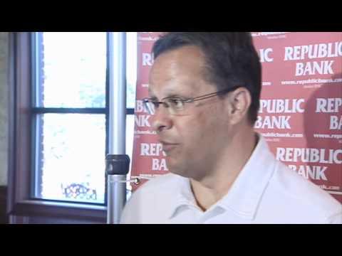 Tom Crean and Fred Glass respond to John Calipari