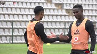 Orlando Pirates | 2018 | Training For The #SowetoDerby