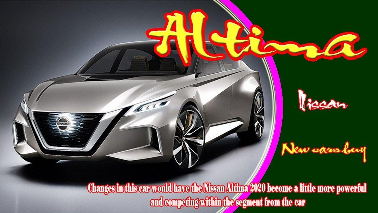 2020 Nissan Altima | 2020 Nissan Altima coupe | 2020 ...