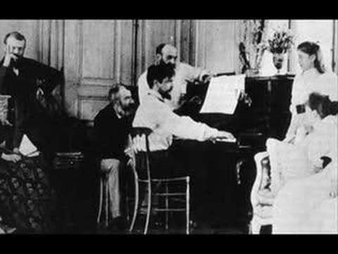 Debussy plays Debussy: Golliwogg's Cakewalk (1913)