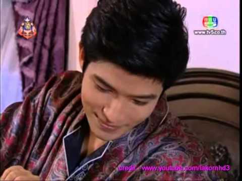 [Thai Lakorn] - Sood Sai Pan - ep 16 Thiti cut scene