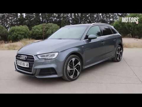 Download Présentation de la Audi A3 Sportback finition Sport Line