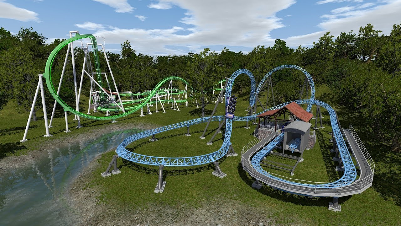 NoLimits 2: 6 More Microcoasters