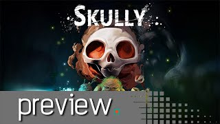 Skully Preview - Noisy Pixel
