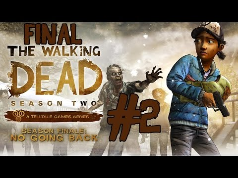 The Walking Dead The Game Telltale Games Ходячие