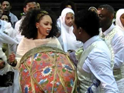 Ethiopian Orthodox Wedding 4
