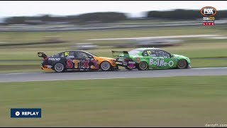 Top 10 Unsportsmanlike Incidents In Supercars